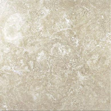 Caribe Stone Mexican Tumbled Travertine 4 X 4 Crema Tile & Stone