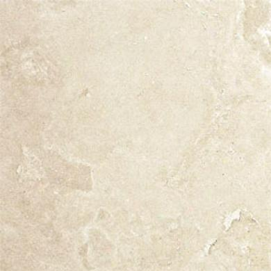 Caribe Stone Turkish Travertine Filled & Honed 12 X 12 Ivory Tiel & Stone