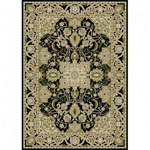 Carpet Art Deco New Horizons 5 X 8 Sarid/khol Area Rugs