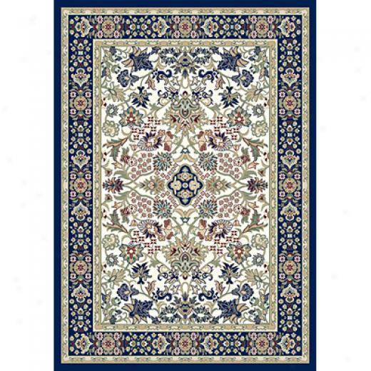 Carpet Art Deco Primavera 2 X 3 Illusion/camel-shell Area Rugs