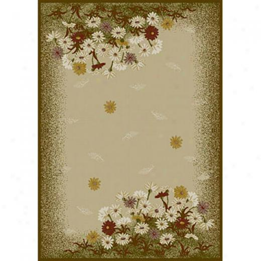 Carpet Art Deco Serenity 2 X 7 Bouquet/mystic Area Rugs