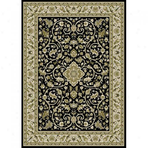 Carpet Art Deco Signature 5 X 8 Zaro/khol Areaa Rugs