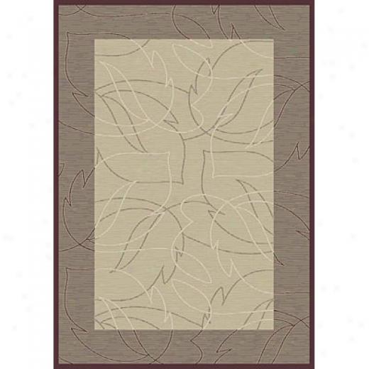 Carpet Art Deco Soft 4 X 5 Leaf/whisper Area Rugs