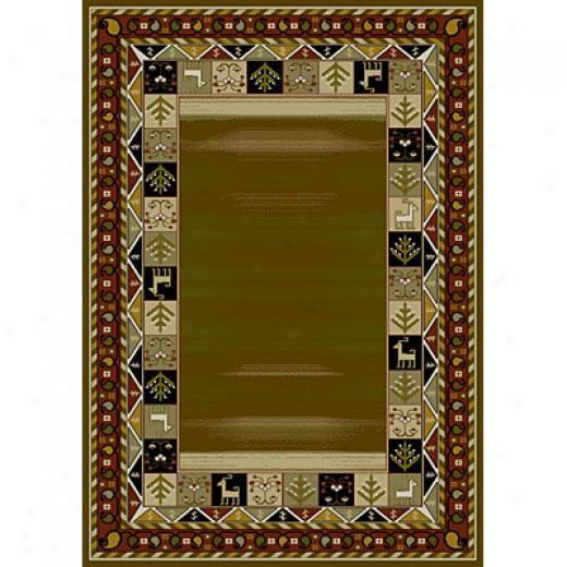 Carpet Skill Deco Soutbwestern Ii 5 X 8 Chupa/passion Area Rugs