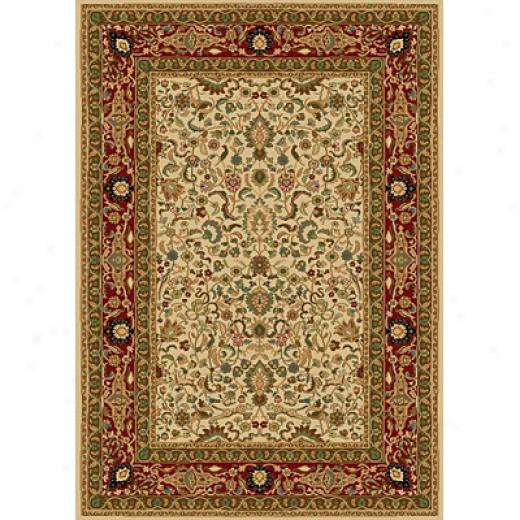 Carpet Art Deco Vintage 4 X 5 Ankara/beige Area Rugs