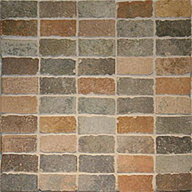 Casa Dolec Casa Le Argille 6 X 6 Trrra Grigia Tile & Stone