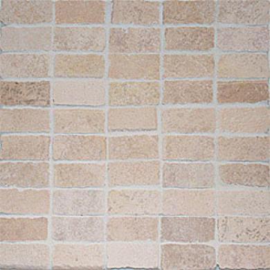 Casa Dolce Casa Le Argille Mosaic 1 X 2 Terea Grigia Tlie & Stone