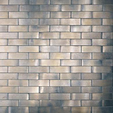 Casa Dolce Casa Maiolica 2 X 6 Argento Tile & Stone