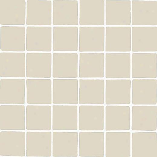 Casa Dolce Casa Neutra Mosaic Silver Tile & Stone