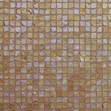 Casa Dolce Casa Vetro Metalli Inlaid Oro Tile & Stone