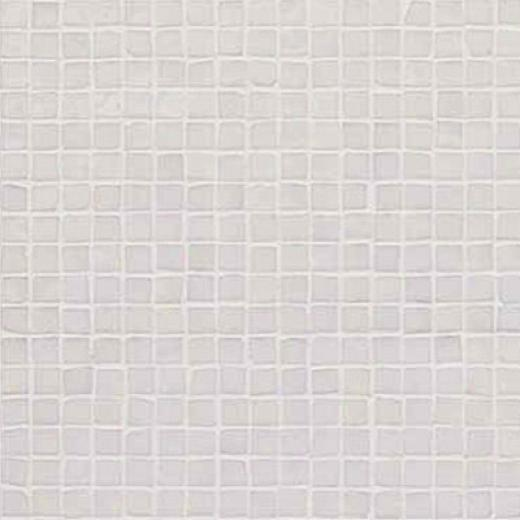 Casa Dolce Casa Vetro Neutra Mosaic Bianco Tile & Stone