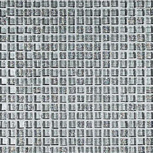 Casa Italia Crystal-a Trasparenze Glitter Mis Mosaic 1/2 X 1/2 Oro Tile & Stone