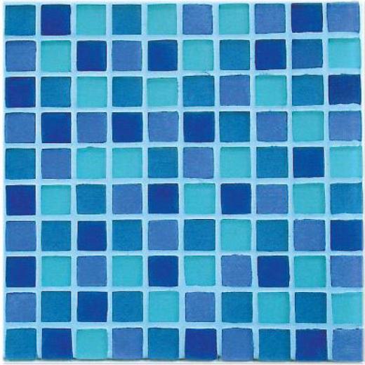 Casa Italia Crystal-c Trasparenze Frost Mosaic Sky Tile & Stone