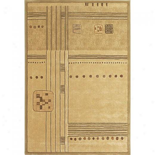 Central Oriental Images - Freeport 8 X 11 Freeport Sand Area Rugs
