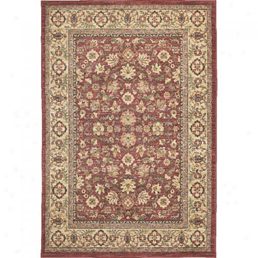 Central Orientak Palampore 10 X 13 Palampore Red Superficial contents Rugs