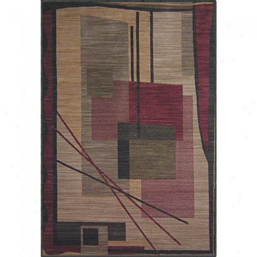 Central Oriental Pick-up Sticks 2 X 3 Pick Up Sticks Area Rugs