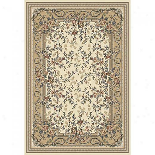 Central Eastern Royal - Mina 5 X 8 Mina Camel Atea Rugs