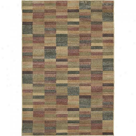 Central Oriental Subway 8 X 11 Subway Area Rugs