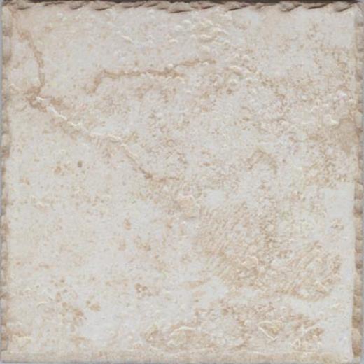 Cerdomus Angkor 6 1/2 X 6 1/2 Bianco Tile & Stone