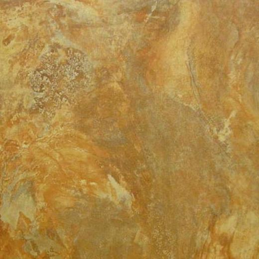 Cerdomus Opus Slate 12 X 12 Rosso Tile & Stone