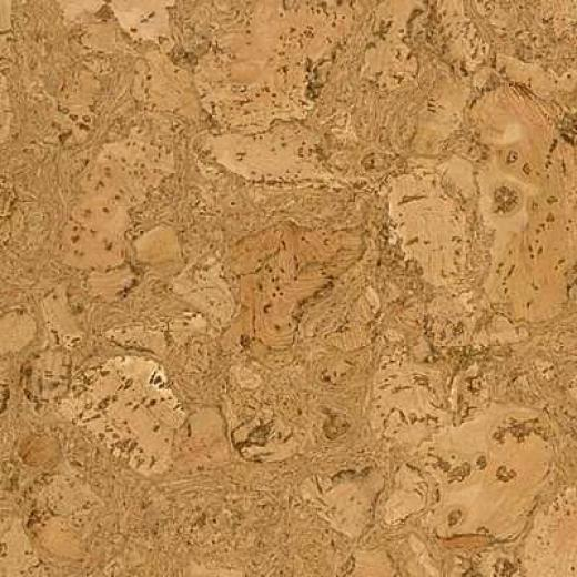 Ceres Cork Engineered Cork Tile Bamboo Lane Sanded Cork Flooring