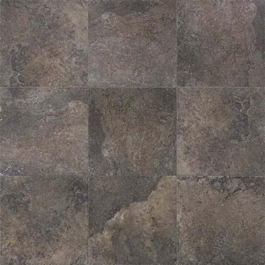 Cerim Ceramiche 4 Trail 6 X 6 Graphite Tile & Stone