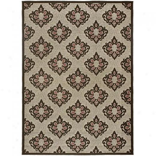 Chandra Calcutta 2 X 4 Cal-1509 Area Rugs