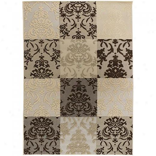 Chandra Calcutta 7 X 11 Cal-1510 Area Rugs