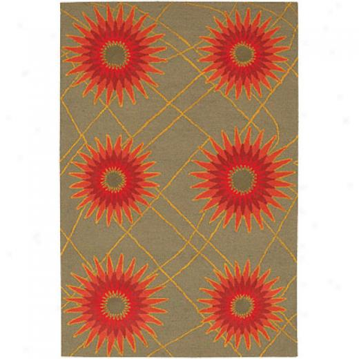 Chandra Daisa 8 X 11 Dai-12 Area Rugs