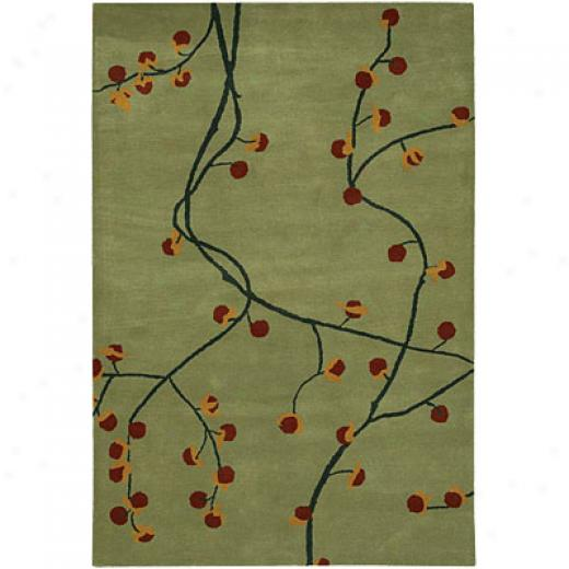 Chandra Kathryn Doherty 5 X 8 Kat-2004 Area Rugs