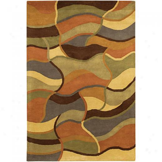 Chandra Rain 3 X 8 Rai-811 Area Rugs