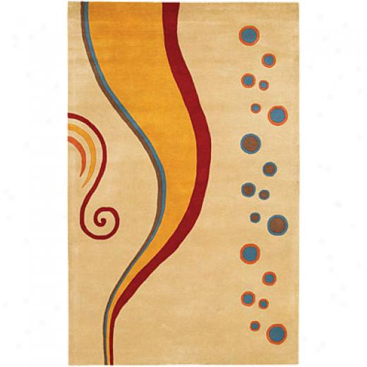 Chandra Rain 8 X 11 Rai-801 Area Rugs