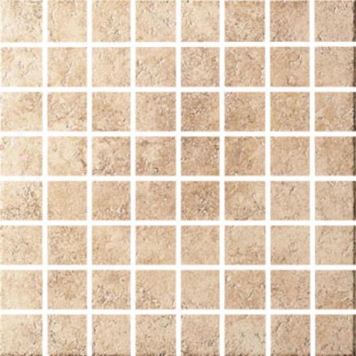 Cihca Forum Inlaid 64 Sand Tile & Stone