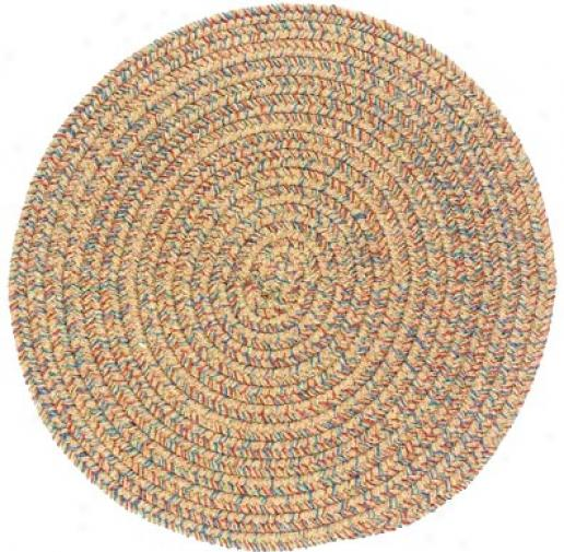Colonial Mills, Inc. Adaams 8 X 8 Round Taupe Mix Area Rugs