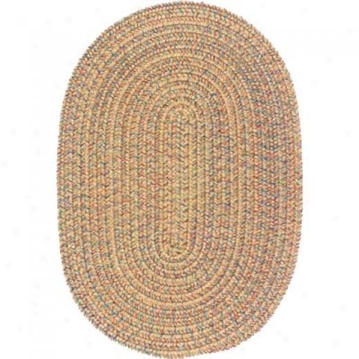 Colonial Mills, Inc. Adams 7 X 9 Oval Taupe Mix Area Rugs