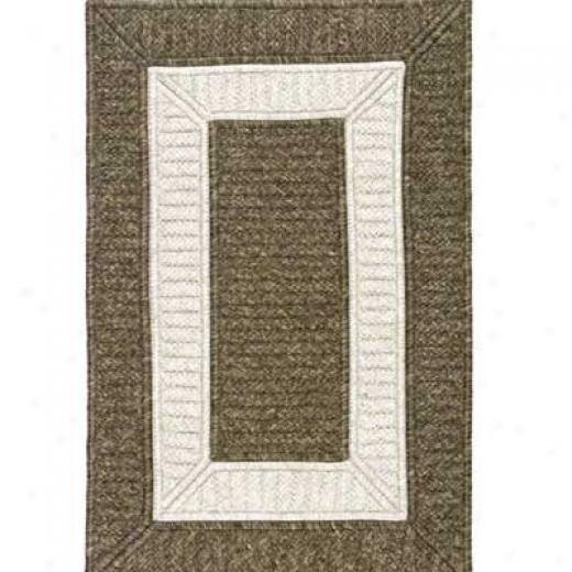 Colonial Mills, Inc. Cornucopia 10 X 10 Square Border In Border Area Rugs