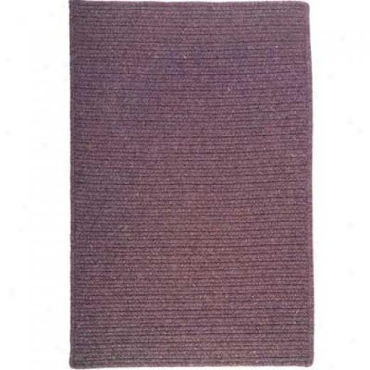 Colonial Mills ,Inc. Courtyard 2 X 6 Orchid Area Rugs