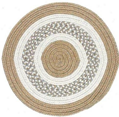 Colonial Mills, Inc. Jefferson 6 X 6 Round Copper Area Rugs