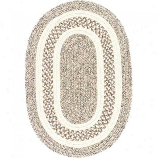 Colonial Mills, Inc. Monroe 12 X 15 Oval Palomino Area Rugs