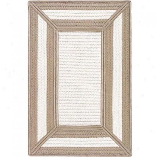 Colonial Mills, Inc. Simply Home Rectangle 8 X 10 Frame It Area Rugs
