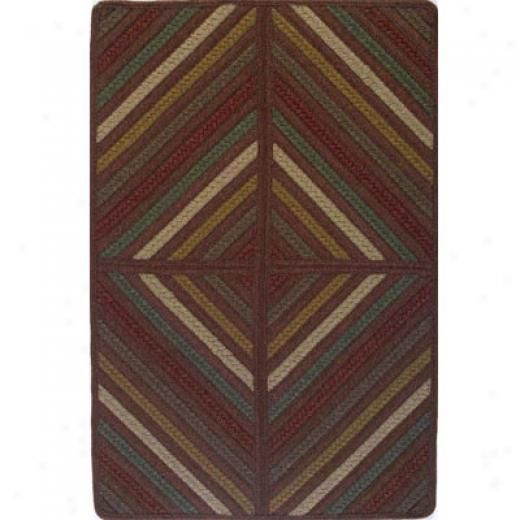Colonial Mills, Inc. Summerstone Falls Rectangle 9 X 9 Algae Area Rugs