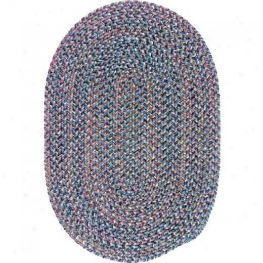 Colonial Mills, Inc. Twilight 4 X 6 Oval Oatmeal Area Rugs