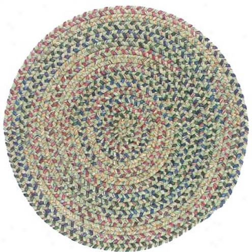 Colonial Mills, Inc. Twilight 10 X 10 Round Palm Tl60 Area Rugs