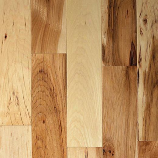Columbia Monroe Hickory 2 1/4 Natural Hardwood Flooring