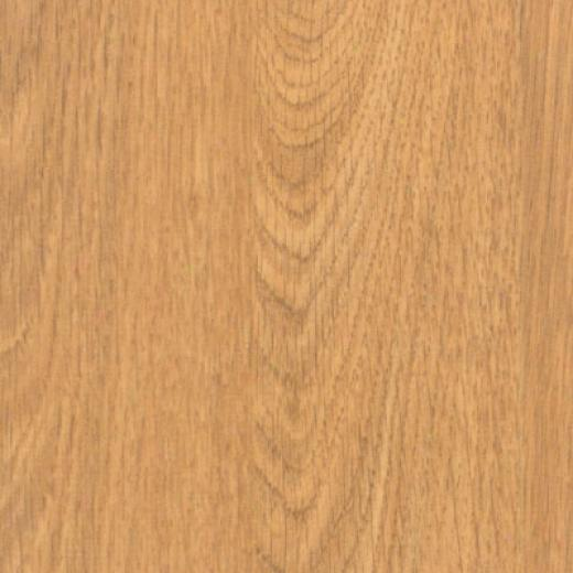 Columbia Traditional Clicette Wyoming Oak Golden Laminate Flooring