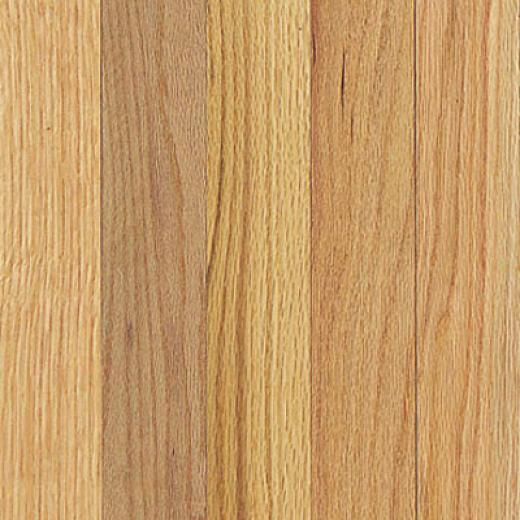 Columbia Washington Oak 2 1/4 Red Oak Natural Hardwood Flooring
