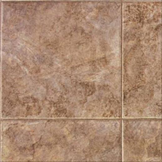 Congoleum Bravada - La Strada Latte Vinyl Flooring