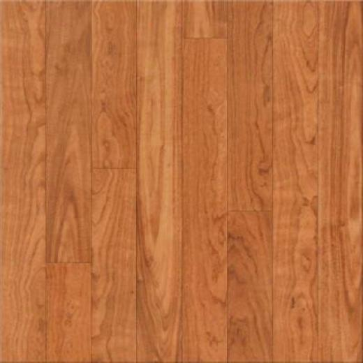 Congoleum Bravada - Very Cherry Unaffected Cherry Vinyl Flooring
