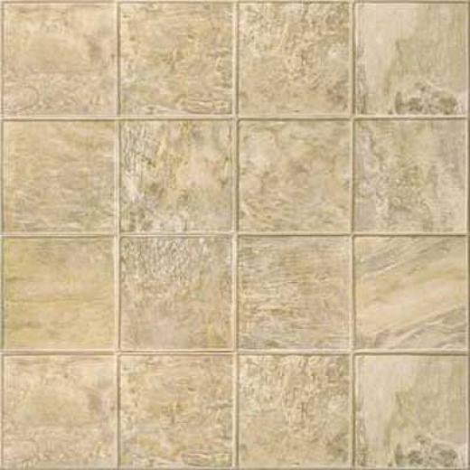 Congoleum Concept - Aztec Slate 12 Multi Golden Slate Vinyl Flooring