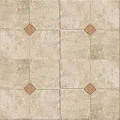 Congoleum Intrigue Zipstik - Portofino Sandstone Vinyl Flooring